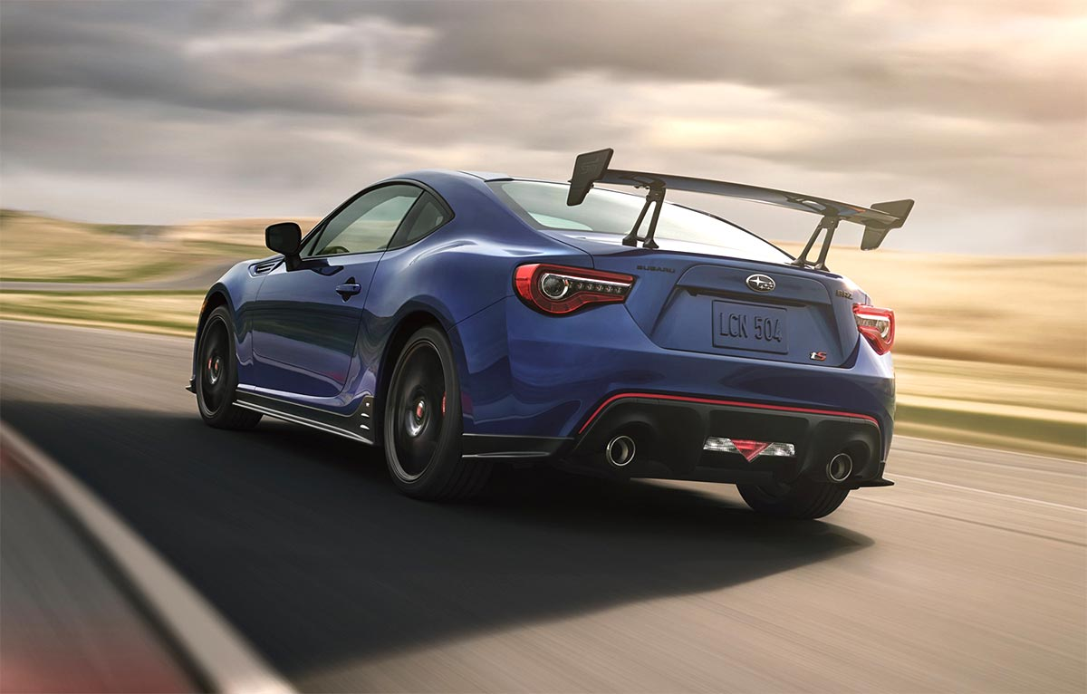 2018 Subaru BRZ tS photo