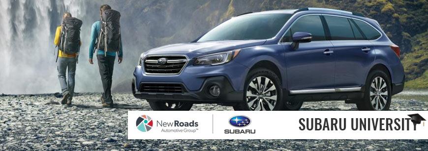 Subaru University Newmarket