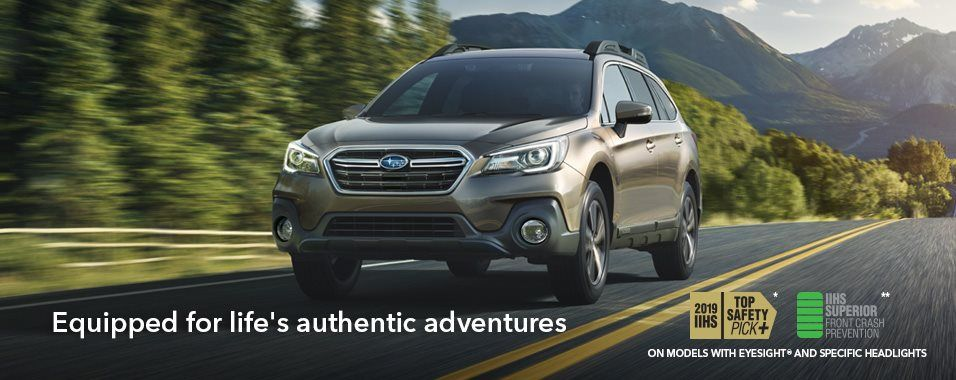 Subaru Outback in Newmarket Ontario