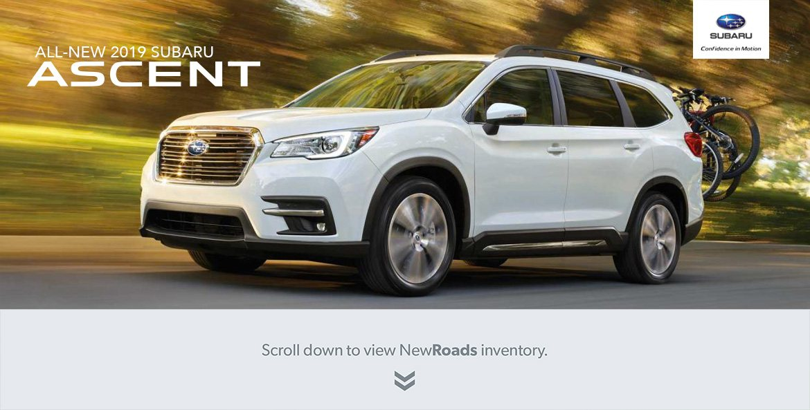 2019 Subaru Ascent for sale